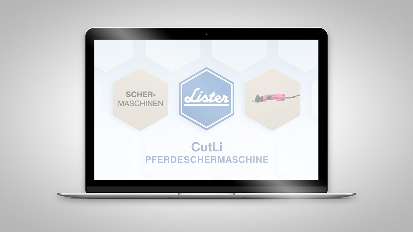 "Lister ""CutLi"" Erklärvideo 3D-Animation"